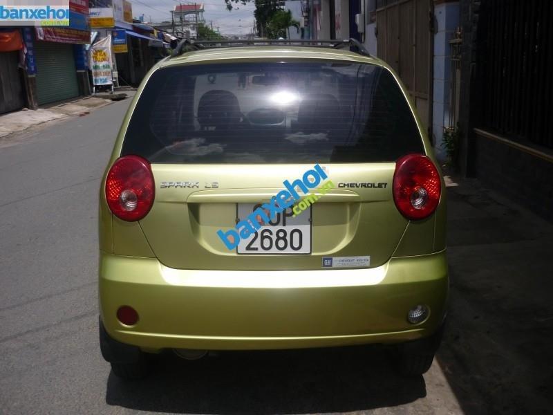 Xe Chevrolet Spark LS 2010-4