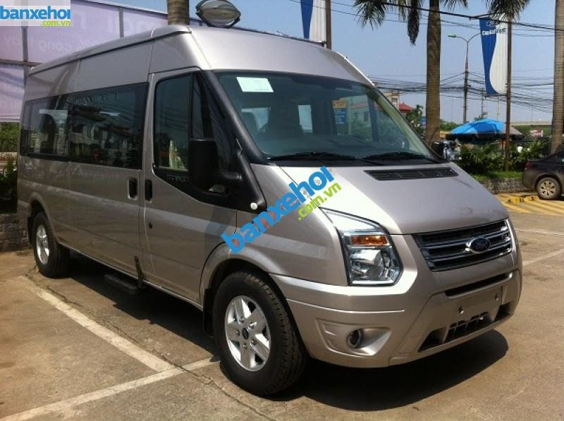 Xe Ford Transit  2014-2