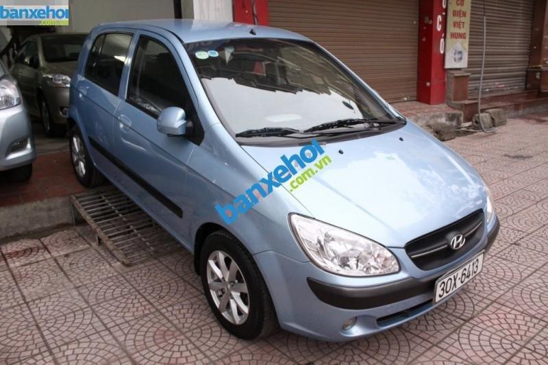 Xe Hyundai Getz 1.1MT 2010-0