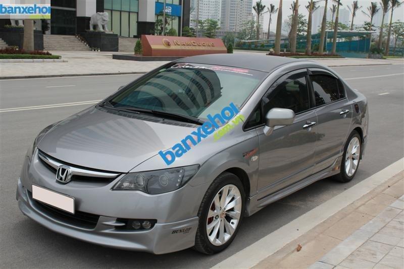 Xe Honda Civic 1.8AT 2007-1