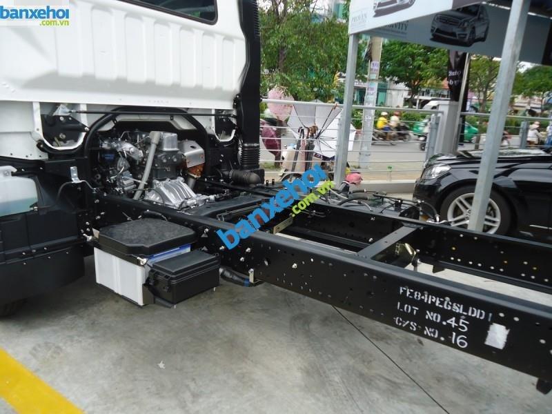 Xe Mitsubishi Canter 6.5 2014-5