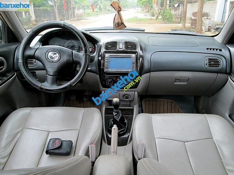 Xe Mazda 323 GLX Classic 2003-0