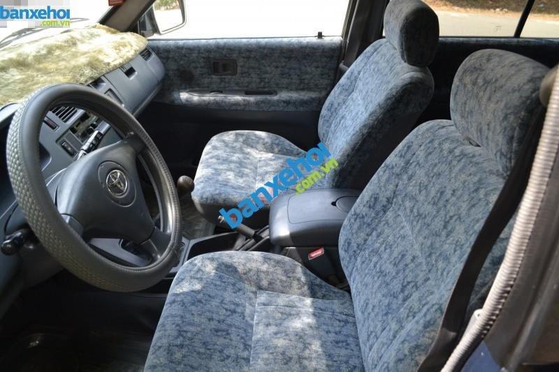 Xe Toyota Zace GL 2005-2