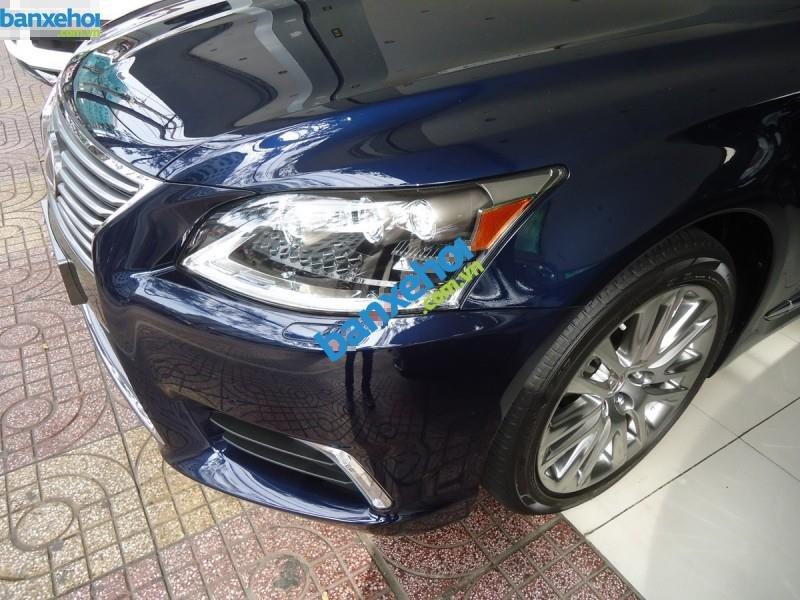 Xe Lexus LS 600hL 2013-2