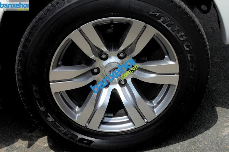 Xe Ford Everest Limited 4x2AT 2010-5