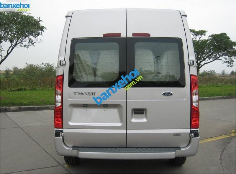 Xe Ford Transit  2014-1