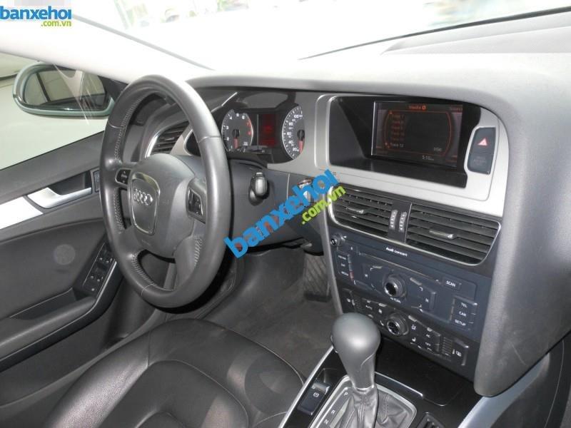 Bán ô tô Audi A4 2.0T đời 2009, màu trắng, nhập khẩu-3