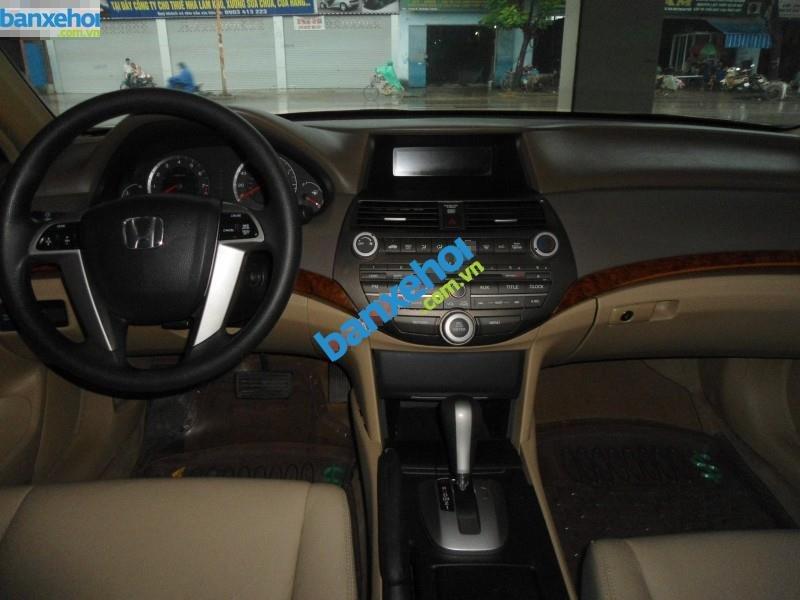 Xe Honda Accord  2010-6