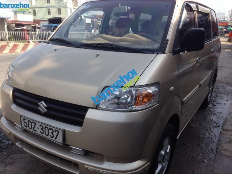 Xe Suzuki APV  2007-1