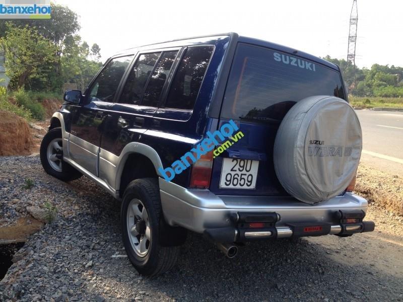 Xe Suzuki Vitara JLX 1.6 2004-1
