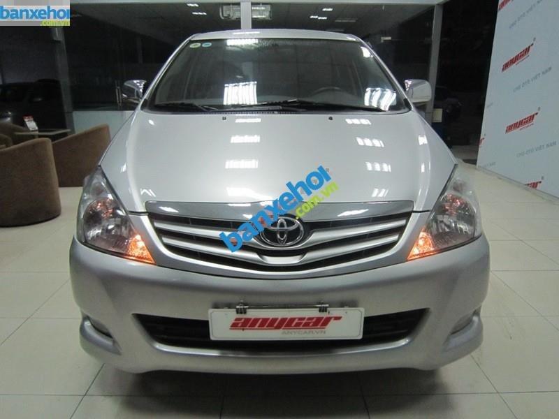 Xe Toyota Innova G 2010-2