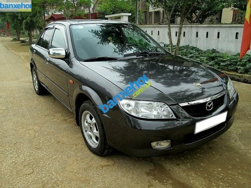 Xe Mazda 323 GLX Classic 2003-6