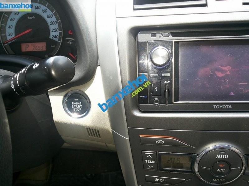 Xe Toyota Corolla altis 2.0 2011-5
