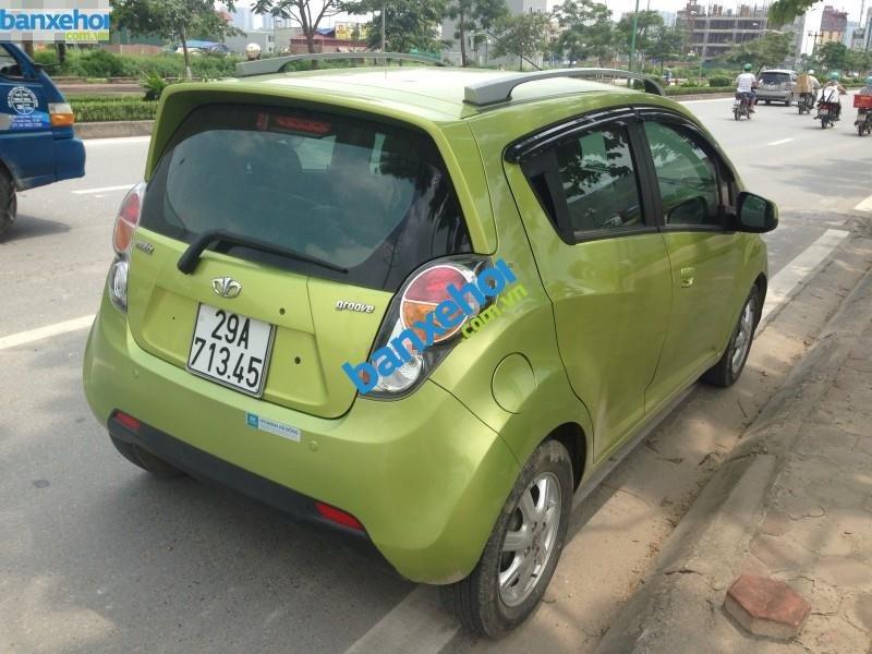 Xe Daewoo Matiz Groove 2009-3