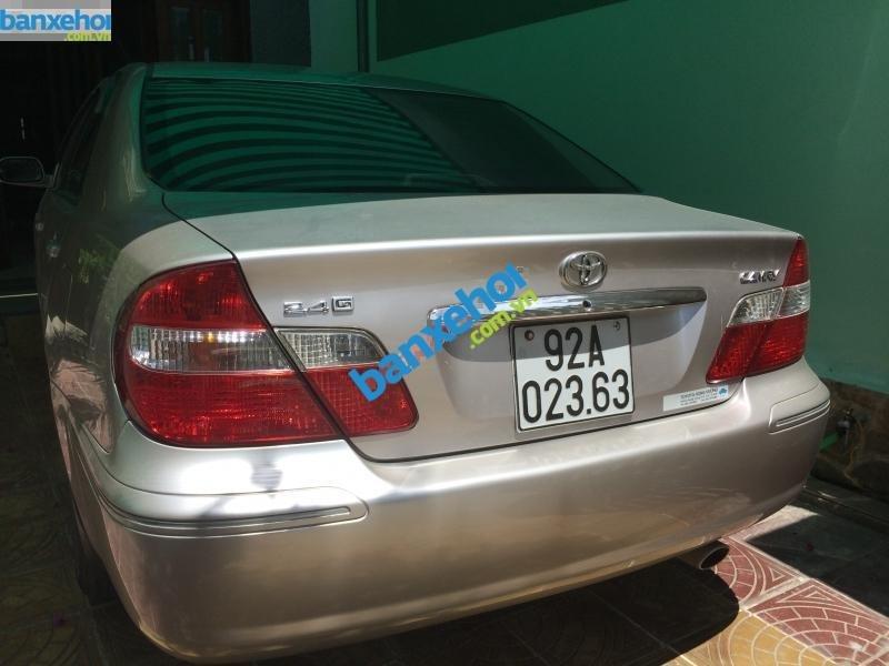 Xe Toyota Camry 2.4G 2003-0
