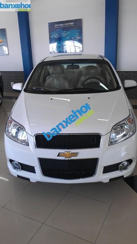 Xe Chevrolet Aveo LT 2014-0