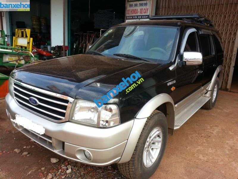 Xe Ford Everest  2005-0