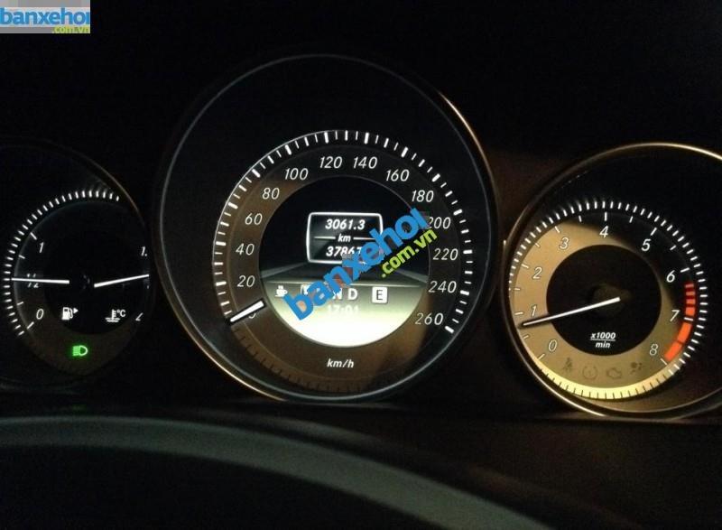Xe Mercedes-Benz C class C200 2012-9