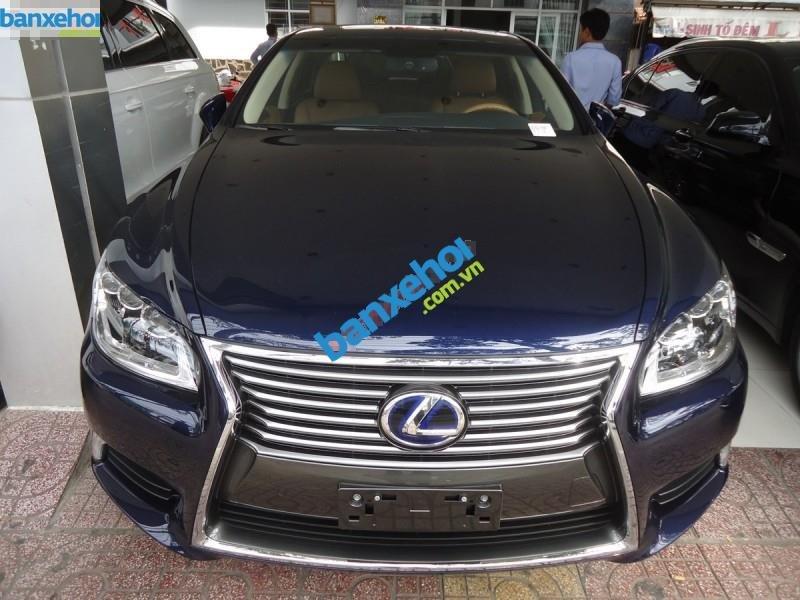 Xe Lexus LS 600hL 2013-0
