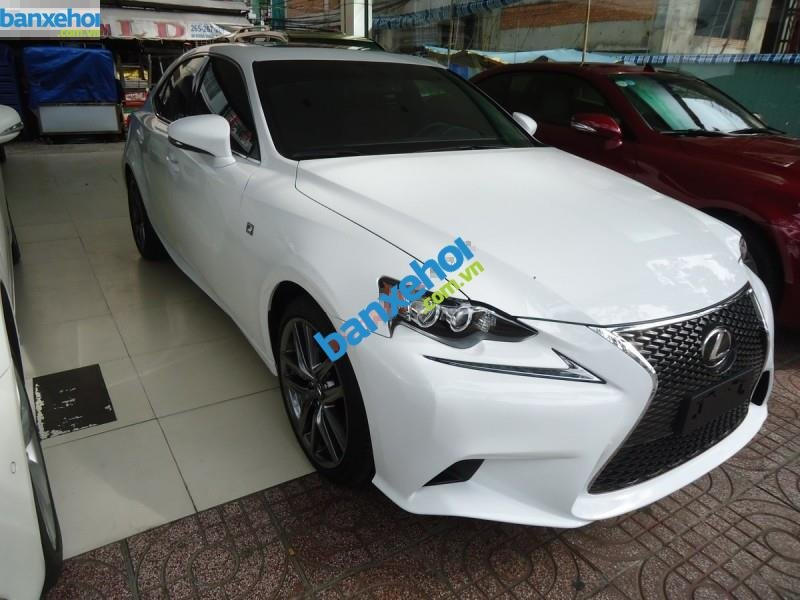 Xe Lexus IS 250 2013-1
