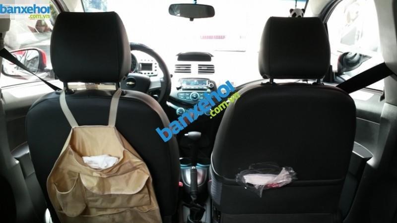 Xe Chevrolet Spark  2014-5