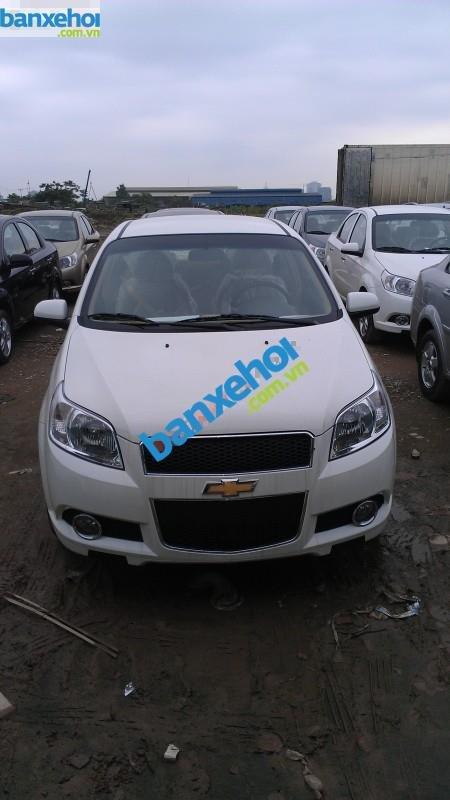Xe Chevrolet Aveo LT 2014-1
