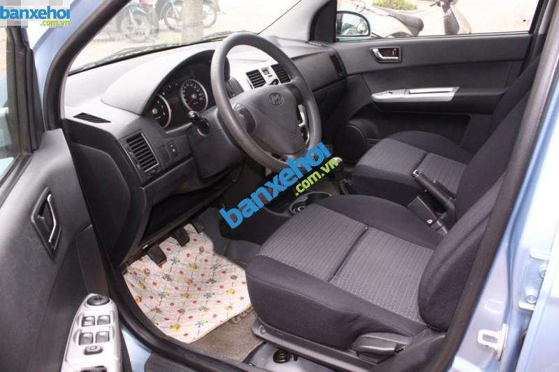 Xe Hyundai Getz 1.1MT 2010-5