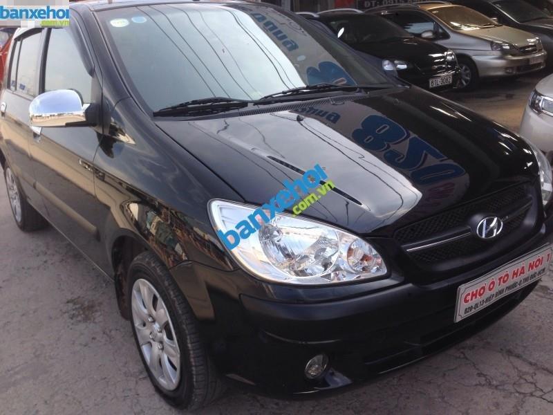 Xe Hyundai Getz  2009-2