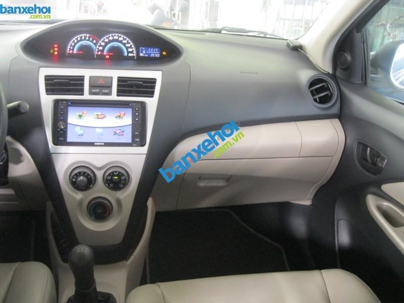 Xe Toyota Vios E 2009-4