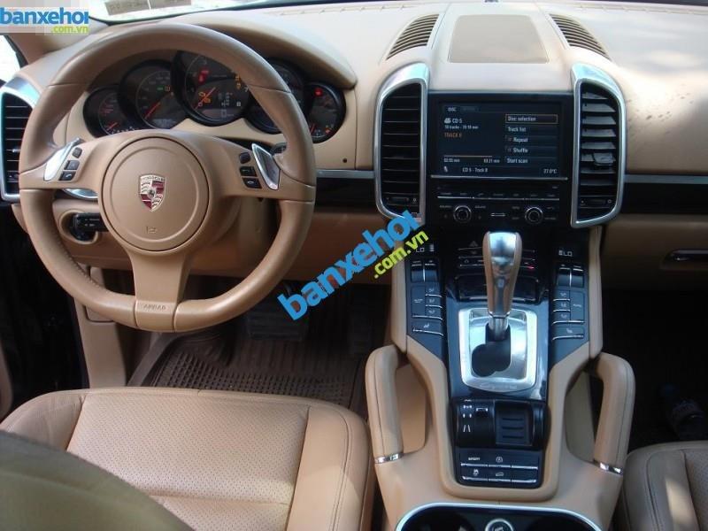 Xe Porsche Cayenne  2011-4