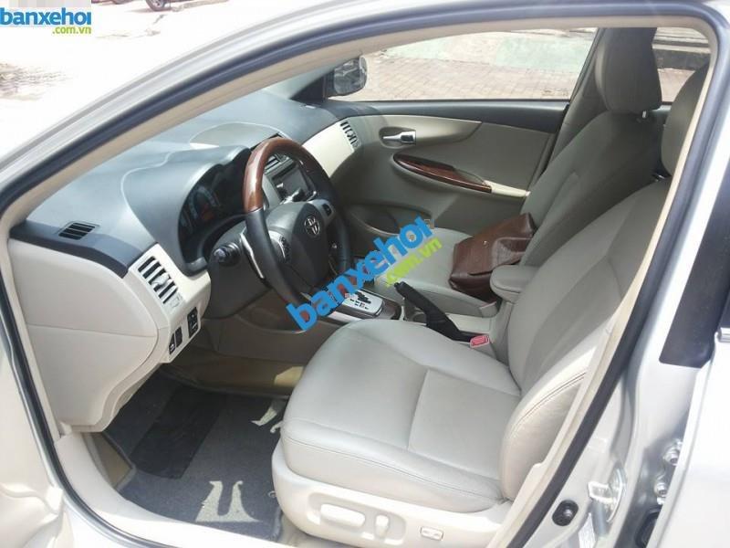 Xe Toyota Corolla altis 2.0 2011-6