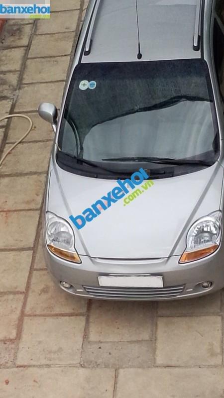 Xe Chevrolet Spark Van 2009-1