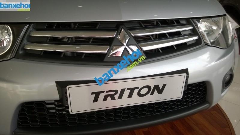 Xe Mitsubishi Triton GLX 2014-5