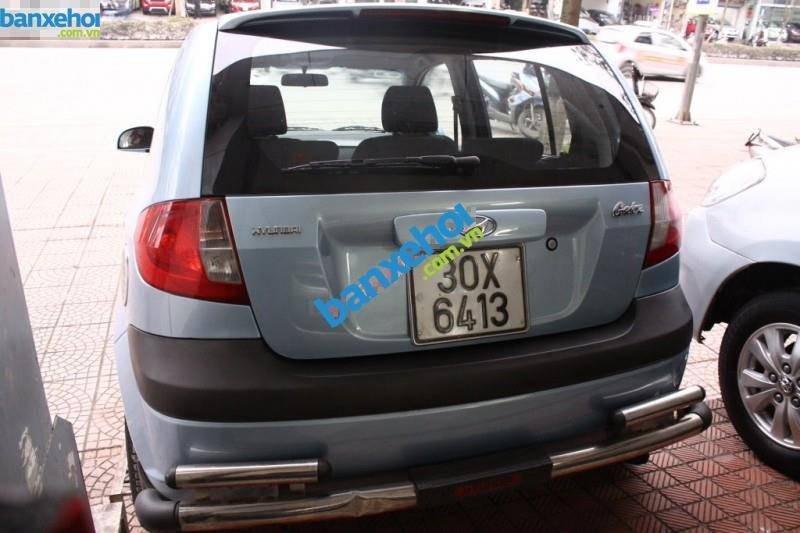 Xe Hyundai Getz 1.1MT 2010-4