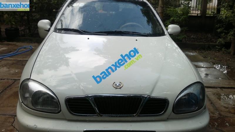 Xe Daewoo Lanos  2004-0