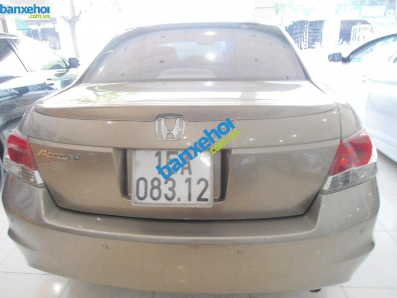 Xe Honda Accord  2010-7