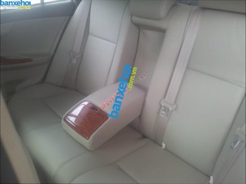 Xe Toyota Corolla altis 2.0V 2010-5