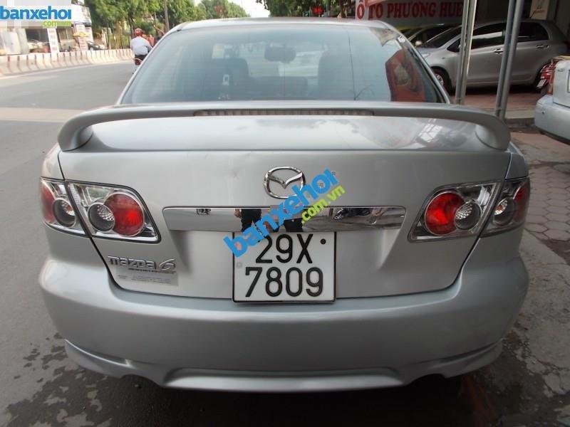 Xe Mazda 6 2.0 AT 2005-6
