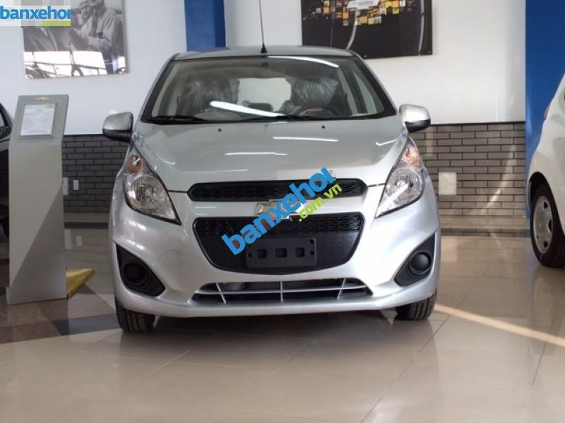 Xe Chevrolet Spark LS 2014-0