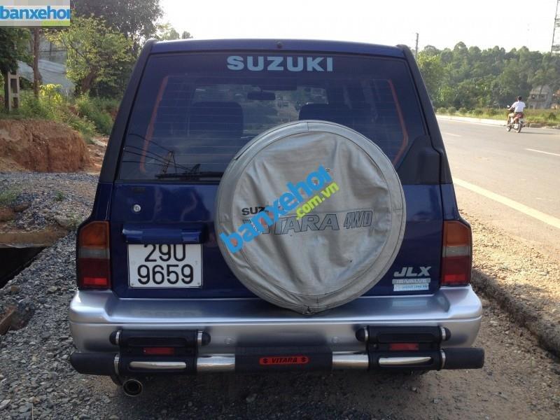 Xe Suzuki Vitara JLX 1.6 2004-4