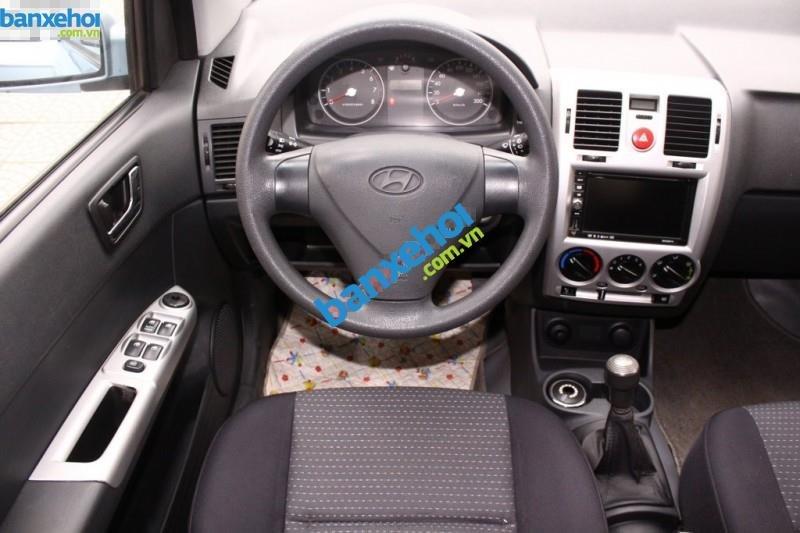 Xe Hyundai Getz 1.1MT 2010-6