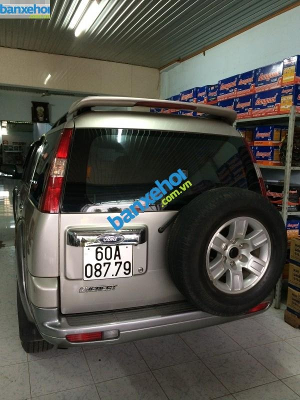 Xe Ford Everest  2007-2