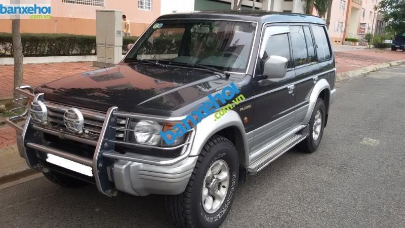 Xe Mitsubishi Pajero  1998-0