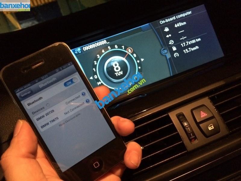 Xe BMW 5 Series 520i 2012-2