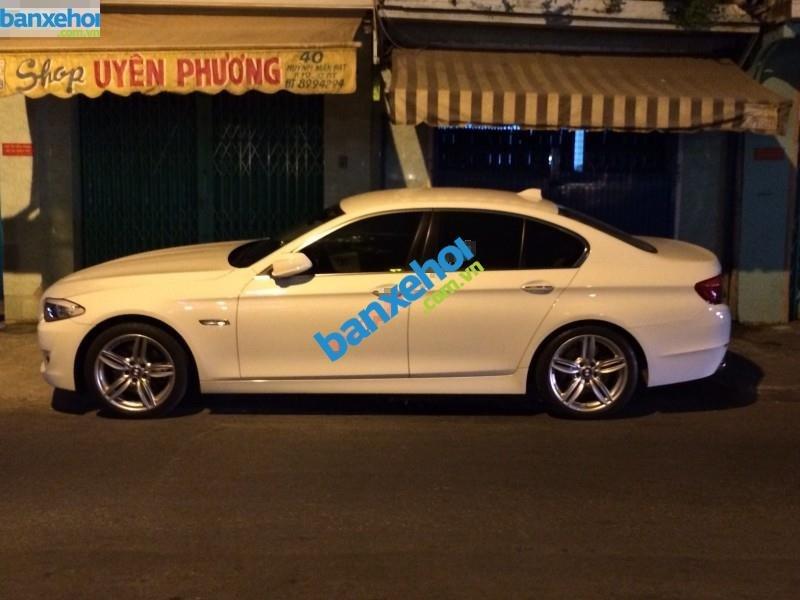 Xe BMW 5 Series 520i 2012-0