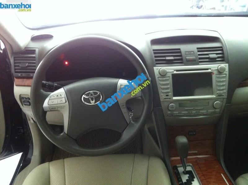 Xe Toyota Camry 2.0E 2009-7