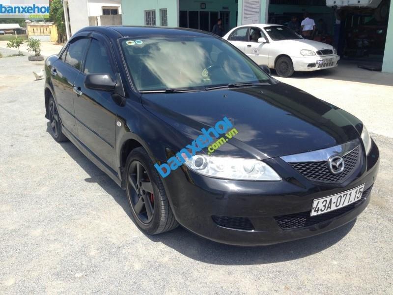 Bán chiếc Mazda 6 đời 2004, còn rất chuẩn-0