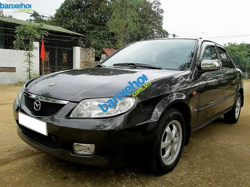 Xe Mazda 323 GLX Classic 2003-5