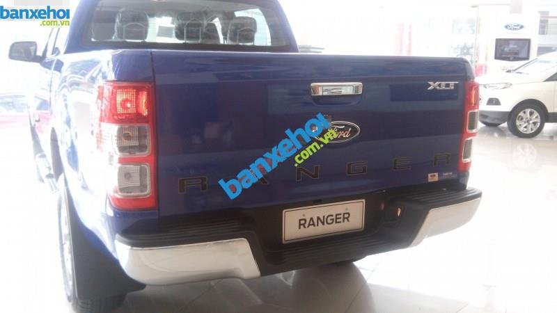 Xe Ford Ranger XLT 4x4MT 2014-2
