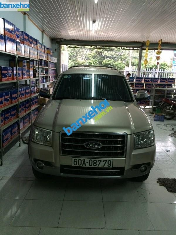 Xe Ford Everest  2007-0